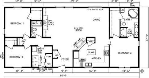 Single Wide Mobile Home Floor Plans likewise Foundations guide furthermore Single Wide Mobile Homes besides Single Wide Mobile Homes together with Single Wide Mobile Homes. on single wide mobile homes