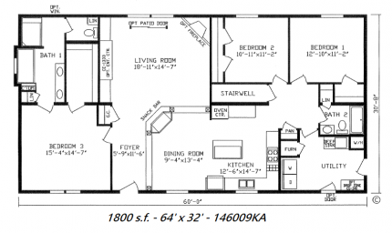 Triple Wide Floor Plans besides Double Wide Mobile Homes in addition Manufactured Home Floor Plans furthermore Reg3 2010 appendix b also Maronda Homes Floor Plans. on single wide mobile home floor plans