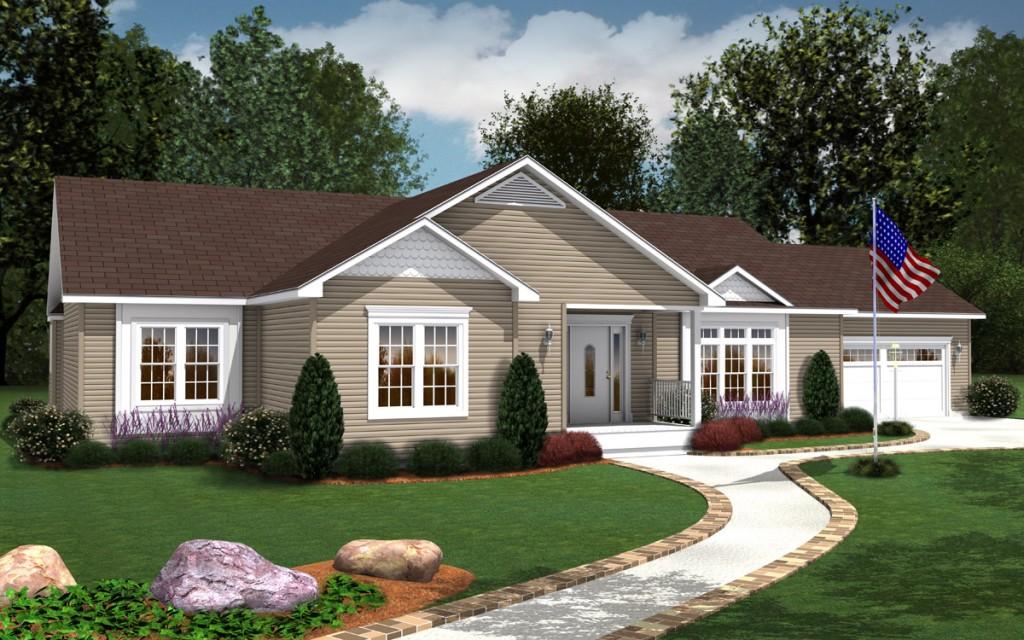 Modular home fairmont modular homes ontario for Modular garage ontario