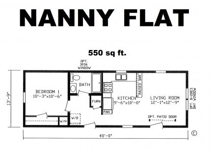 nanny flatbed floorplan 430 215 306 wholesale housing inc