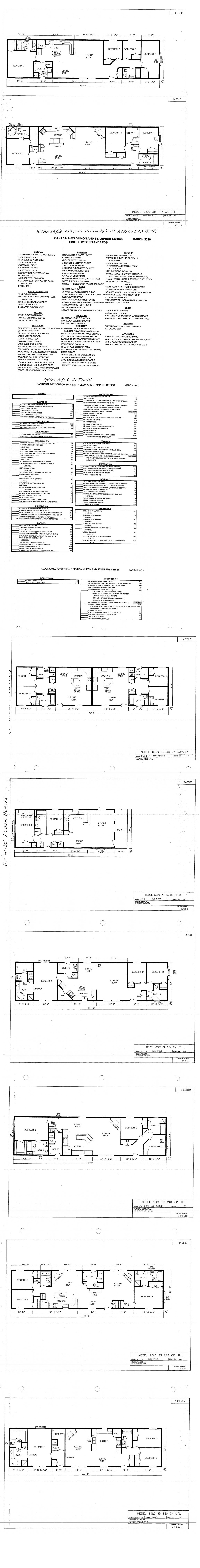 20ft floorplans page