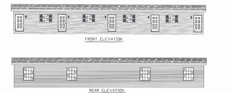 Workplace fourplex wholesale housing inc for Cost to build fourplex